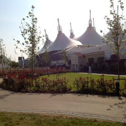 The Skyline Pavilion, which is the centre of Butlins holds shops, rides, an arcade, bowling and great entertainment for kids.