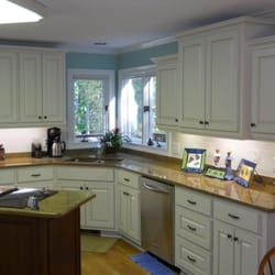 Refacing kitchen cabinets in atlanta ga - Kitchen Solvers Marietta Ga United States Refaced Kitchen In