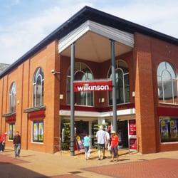 Wilkinson Hardware Stores, Rhyl, Denbighshire