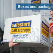 Safestore Self Storage, London