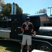 Big Jims BBQ - Big Jim's at the Strawberry Festival! - San Rafael, CA, Vereinigte Staaten
