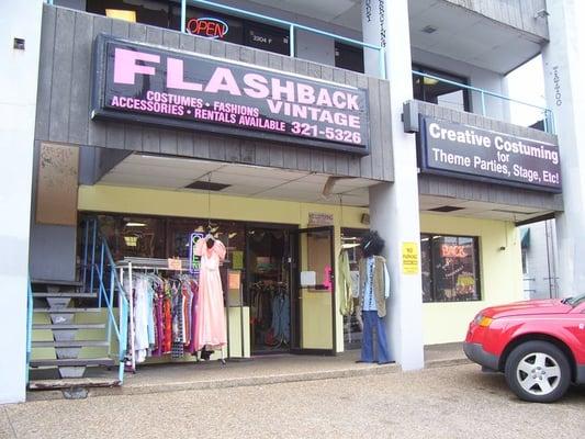 Flashback, The Vintage Department