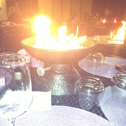 TALA, An American Bistro - Table side fire - Latham, NY, Vereinigte Staaten