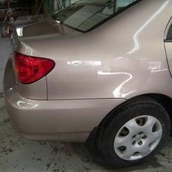 Dent master auto body paint body shops las vegas nv for Auto paint shop las vegas