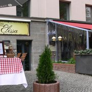 Trattoria Elissa, Berlin, Germany