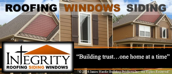 Integrity roofing siding gutters and windows warrensburg mo yelp for Integrity roofing and exteriors