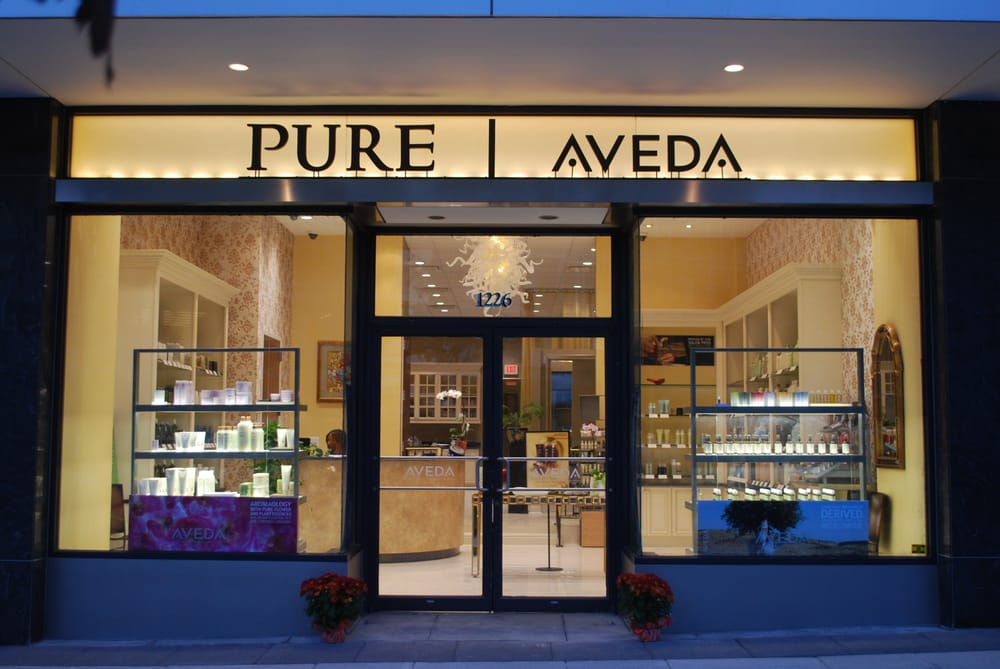 Pure aveda lifestyle salon spa 18 photos for 18 8 salon reviews