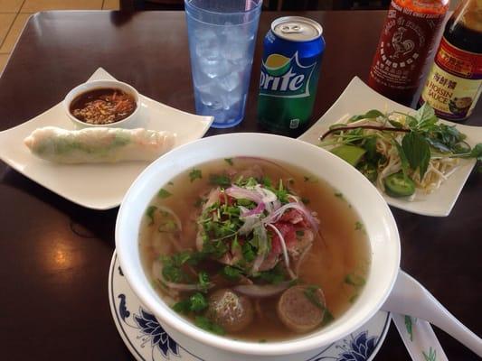 Pho real vietnamese restaurant houston tx united - Vietnamese cuisine pho ...