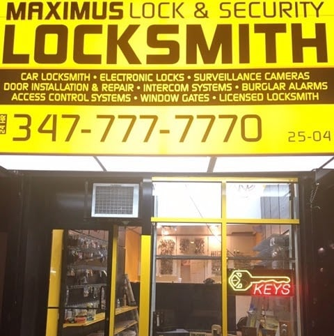 maximus lock and security keys locksmiths long island city long island city ny. Black Bedroom Furniture Sets. Home Design Ideas