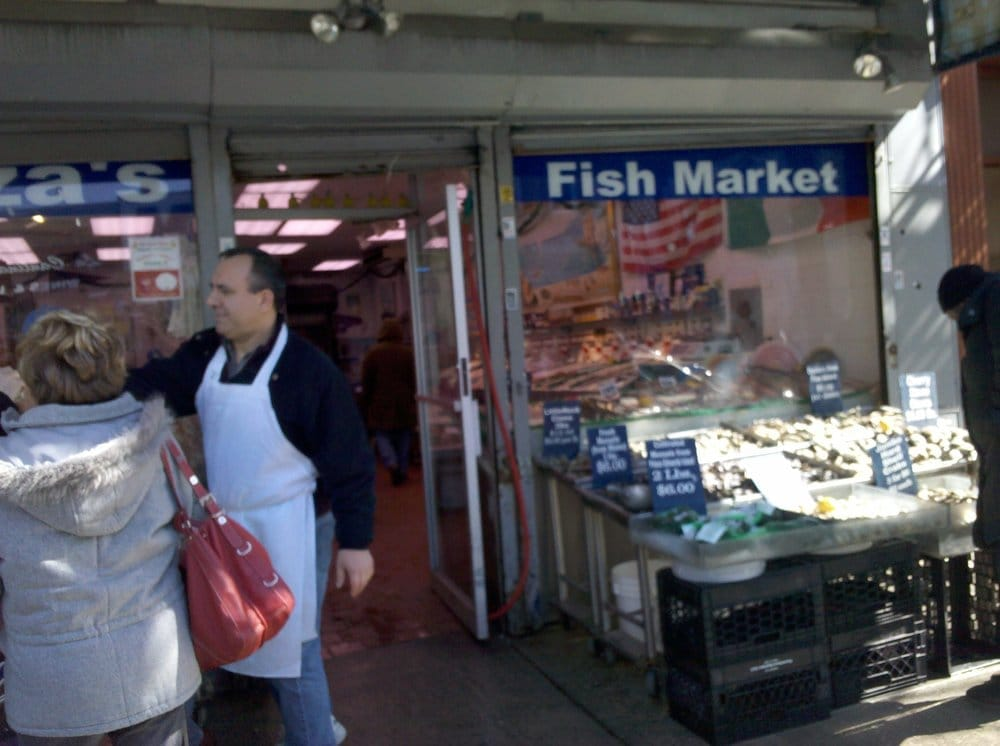 Photos for cosenza 39 s fish market yelp for Fish market bronx