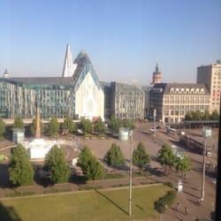Blick auf die Leipziger Universität vom…