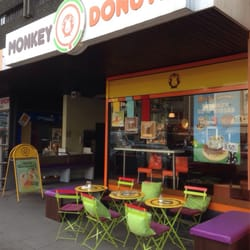 Monkey Donuts, Hamburg, Germany