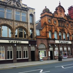 Yates's Wine Lodge, Bolton, Greater Manchester