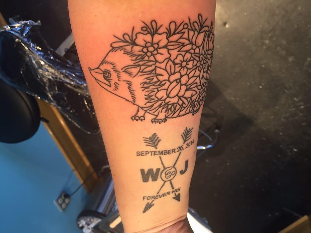 Anchor tattoo 26 photos tattoo ballard seattle wa for Anchor tattoo seattle