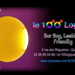 100 logique, Quimper, Finistère