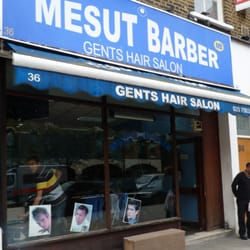 Mesut Barber, London
