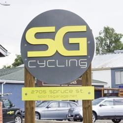 Co - Sports Garage logo