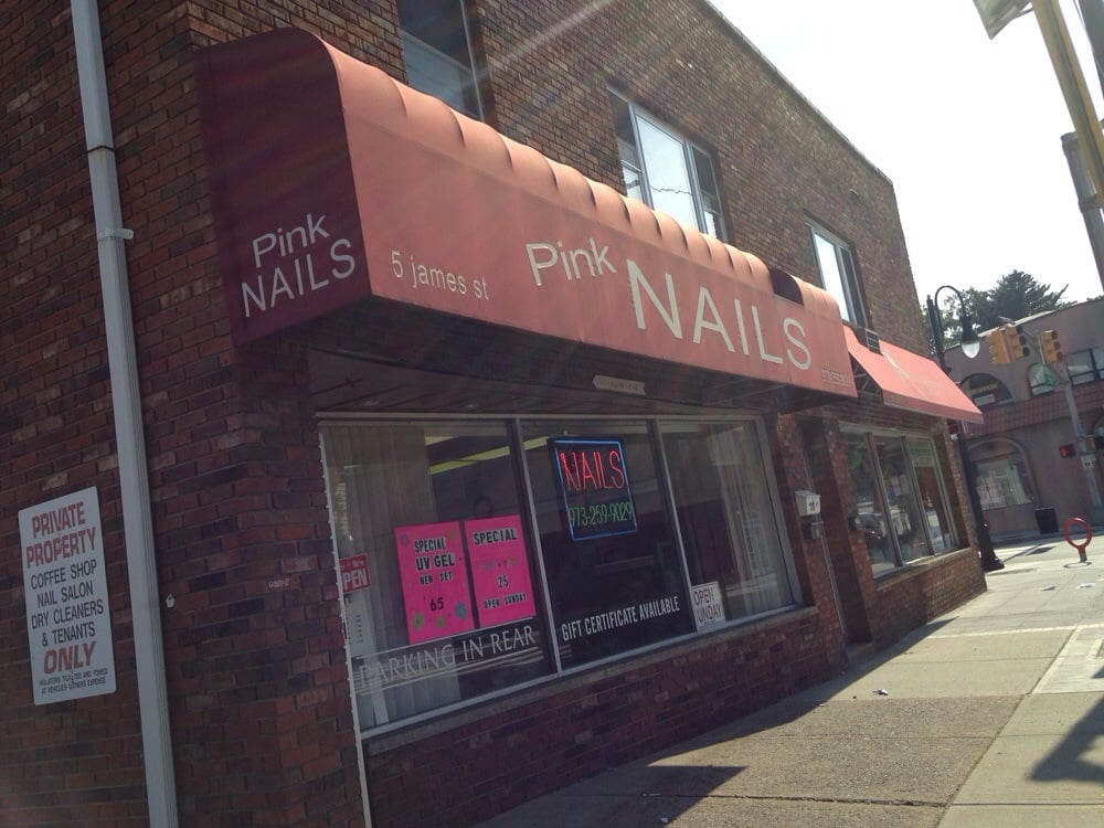 Pink nails nail salons bloomfield nj yelp for A list nail salon bloomfield nj