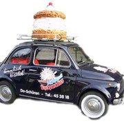 "Fiat 500 ""Tortenmobil"""