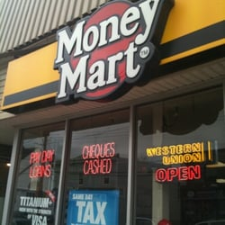 money mart reviews