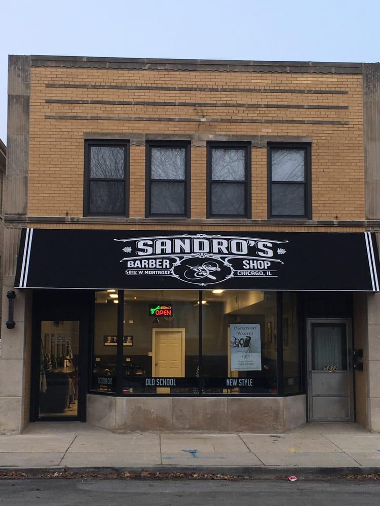 Barber Shop Chicago : Sandro?s Barber Shop - Barbers - Portage Park - Chicago, IL - Photos ...