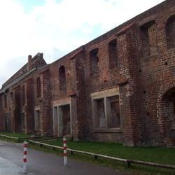 Wirtschaftsgebäude des Klosters, Bad Doberan, Mecklenburg-Vorpommern