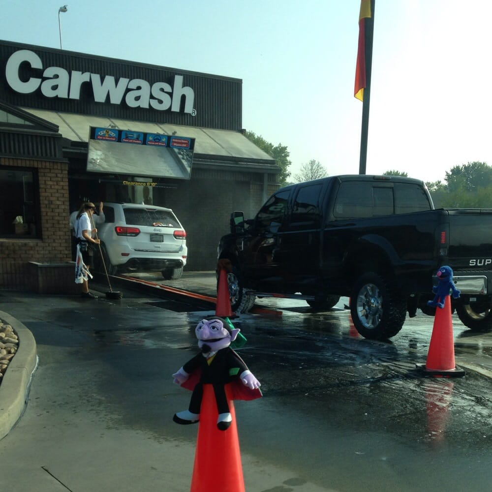 Public Car Wash Near Me