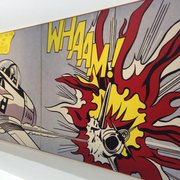 Expo Roy Lichtenstein octobre 2013