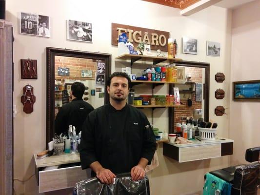 Figaro Coiffure Pour Hommes Et Garcons