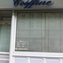 Antoine coiffure coiffeur salon de coiffure 45 rue for Salon de coiffure boulogne billancourt
