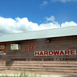Elf Hardware logo