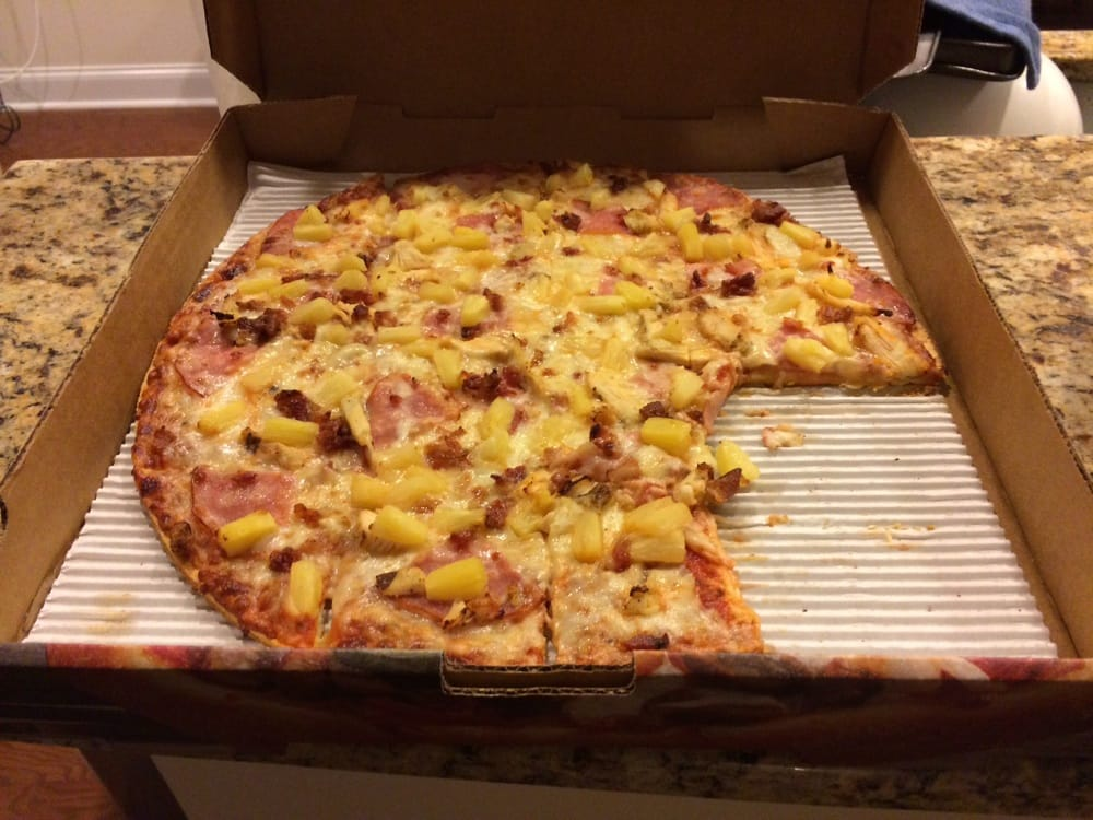 Ladson (SC) United States  city pictures gallery : Marco's Pizza Ladson, SC, United States. The Hawaiian pizza thin ...