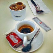 Vanille Caramel Brownies & Kawa