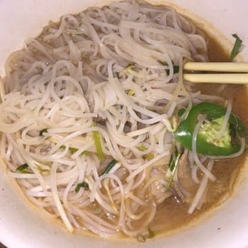 how to prepare take out pho