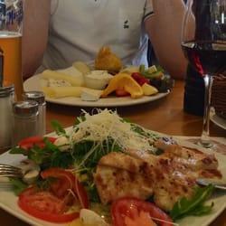Salat Avanti mit Curry-Ingwer-Dressing…