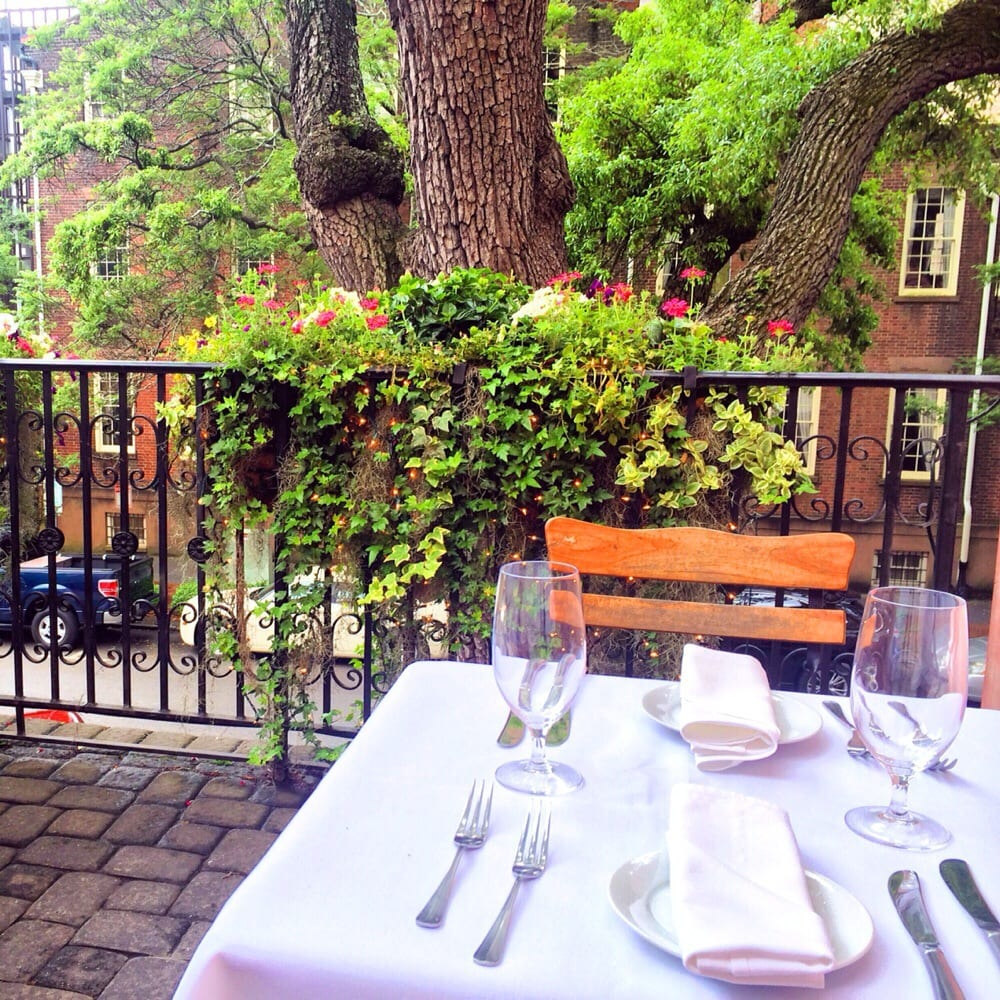 7 Recommended Restaurants in Savannah Historic District