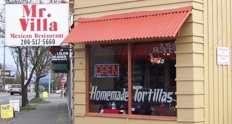 Mexican Restaurants Lake City Way Seattle