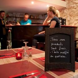 Le Chapeau Rouge - Montpellier, France. Le Chapeau Rouge