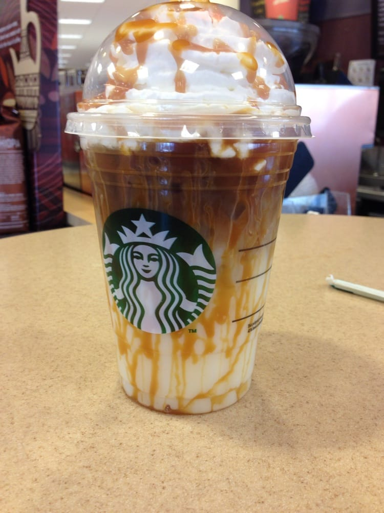 how to order a caramel macchiato at starbucks