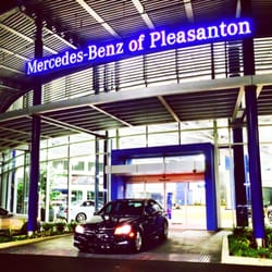 Mercedes benz of pleasanton 40 5885 for Mercedes benz of pleasanton