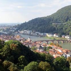Alte Brücke, Heidelberg, Baden-Württemberg, Germany