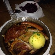 Brewmaster's Pan. Duck, pork, knuckle,…