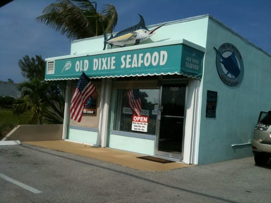 Old dixie seafood seafood markets boca raton fl for Fish market boca raton