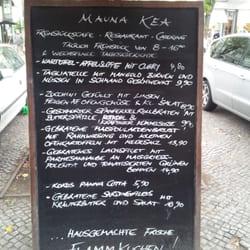 Mauna Kea, Berlin