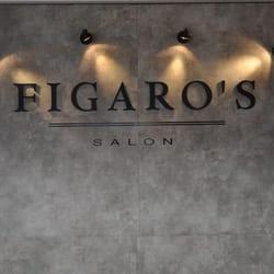 Figaros European Coiffures logo