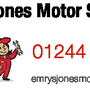 Emys Jones Motor Services