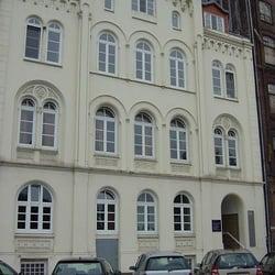 Wohn- und Geschäftshaus seit 1845, Hamburg