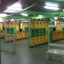 Piscine roger le gall paris france lockers for Piscine 75012