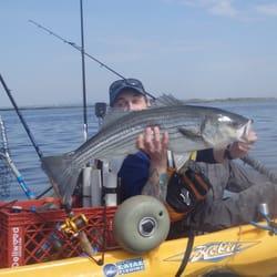Ny kayak fishing guide services 13 photos boating for Elias v fishing