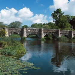 Sturminster Marshall Bridge…
